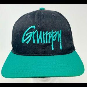 Vintage Grumpy 7 Dwarfs Hat